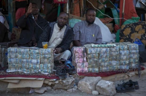 Somali'de şaşırtan manzara - Page 1