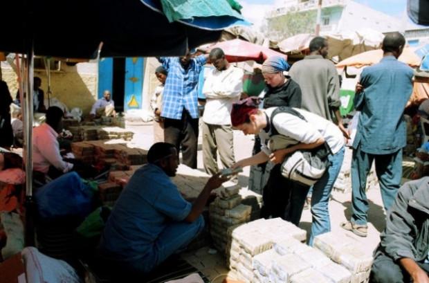 Somali'de şaşırtan manzara - Page 2