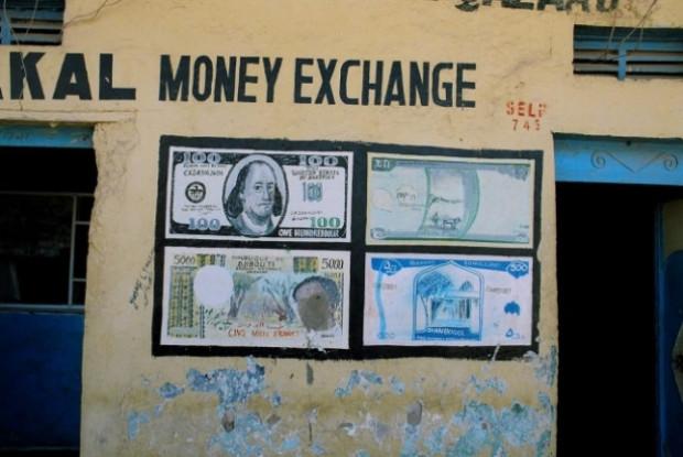Somali'de şaşırtan manzara - Page 3