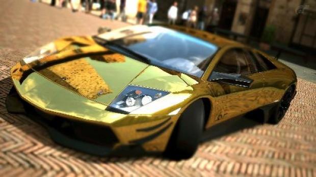 Som altından Lamborghini Avendator büyüledi - Page 2