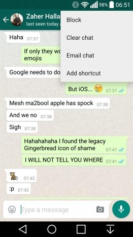 Son değişiklikten sonra WhatsApp nasıl oldu? - Page 1