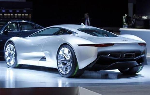 Son gözde Jaguar x 75 konsept - Page 2