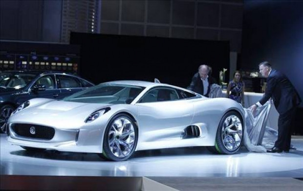 Son gözde Jaguar x 75 konsept - Page 3