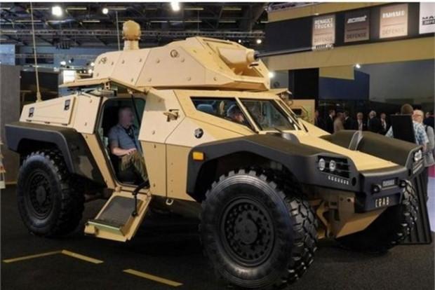 Son model savunma araçları tanıtıldı! - Page 4