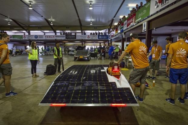 Son teknoloji Güneş enerjili araçlar! - Page 4