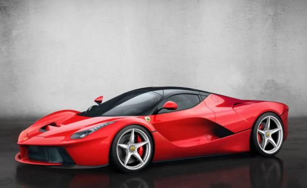 Sonunda Ferrari kendini aştı! - Page 1