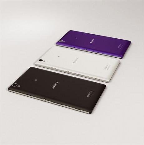 Sony, 5.3 inç ekranlı en ince telefonu T3'ü duyurdu! - Page 2