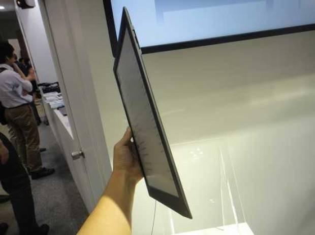 Sony, A4 boyutlu dijital kağıt geliştirdi - Page 3
