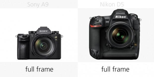 Sony A9 ve Nikon D5 kameraların temel özellikleri - Page 3