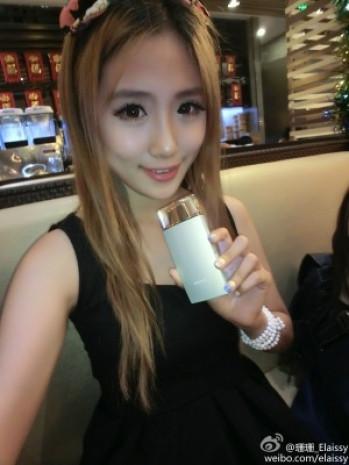 Sony, parfüm şişesine selfie kamera yerleştirdi! - Page 3