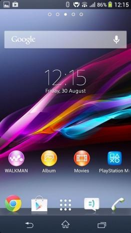 Sony Xpera Z1'den ayrıntılı resimleri - Page 4