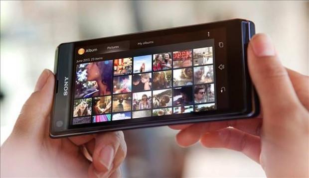 Sony Xperia L'nin bütün ayrıntıları - Page 3