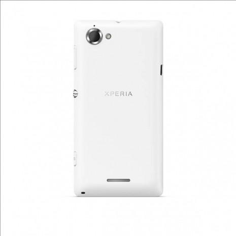 Sony Xperia L'nin bütün ayrıntıları - Page 4
