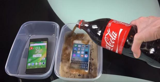 Sony Xperia X ve iPhone 6S kolanın içinde 10 saat donduruldu! - Page 2