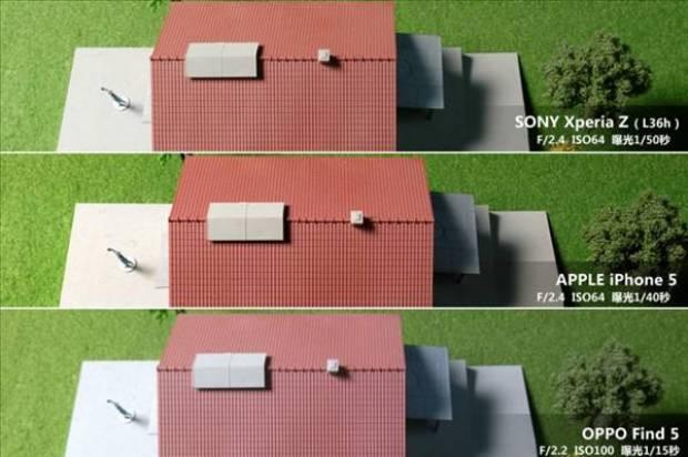 Sony Xperia Z, iPhone 5 ve Oppo Find 5 kamera karşılaştırma - Page 3