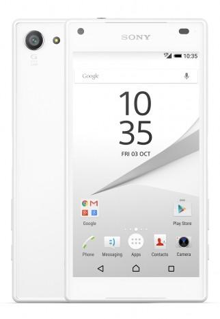 Sony Xperia Z5 Compact tüm yeni özellikler ve resmi görüntüler - Page 4