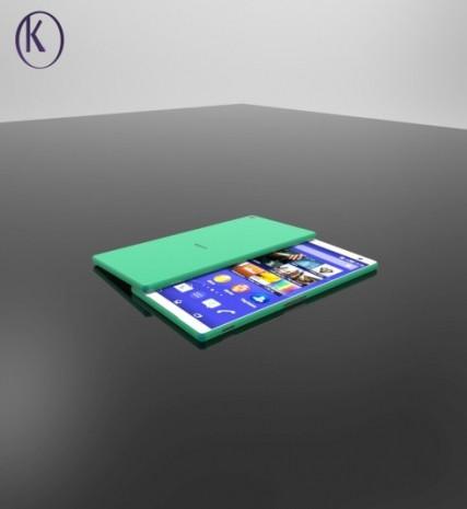 Sony Xperia Z5 konseptleri gelmeye devam ediyor - Page 4
