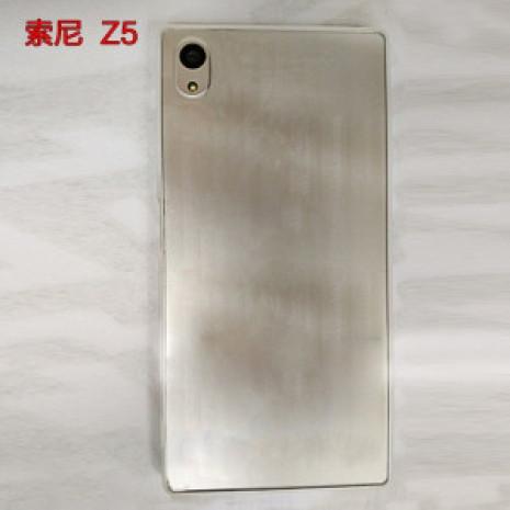 Sony Xperia Z5'in basın fotoğrafları sızdırıldı - Page 3