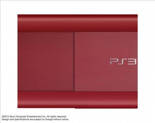 Sony'den kırmızı ve mavi PS3'ler yolda. - Page 2