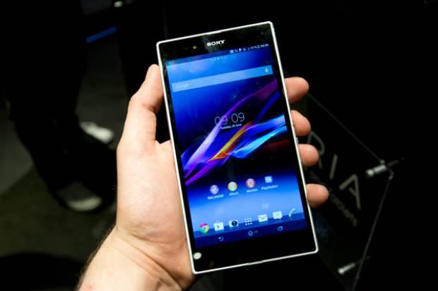 Sony'den su geçirmeyen Xperia Z Ultra - Page 2