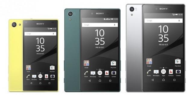 Sony'nin en iyi Z serisi telefonları - Page 3