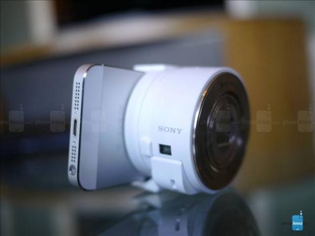 Sony'nin lens kameraları QX10 ve QX100 - Page 3