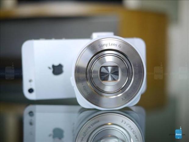Sony'nin lens kameraları QX10 ve QX100 - Page 4