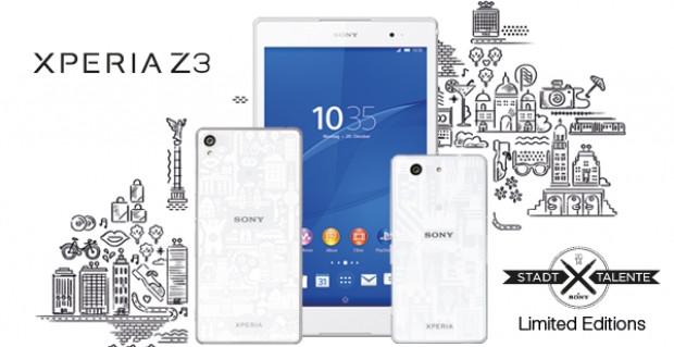 Sony'nin sınırlı üretim Xperia Z3 cihazları - Page 1