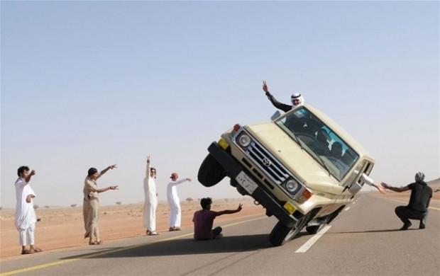 Sosyal medyada Arapların eğlence anlayışı - Page 1