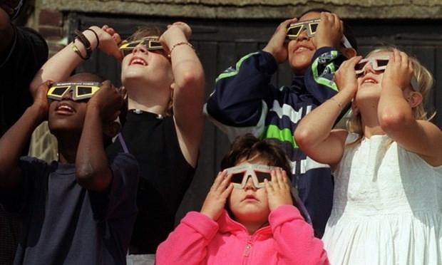 Sosyal medyada 'Güneş tutulması' çılgınlığı - Page 4