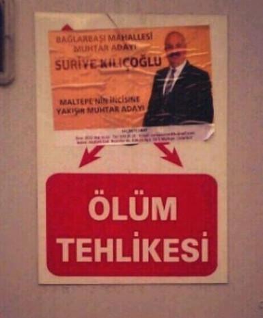Sosyal medyada paylaşılan komik seçim afişleri! - Page 2