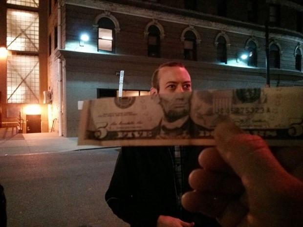 Sosyal medyada son günlerin çılgınlığı dolar ile poz - Page 2
