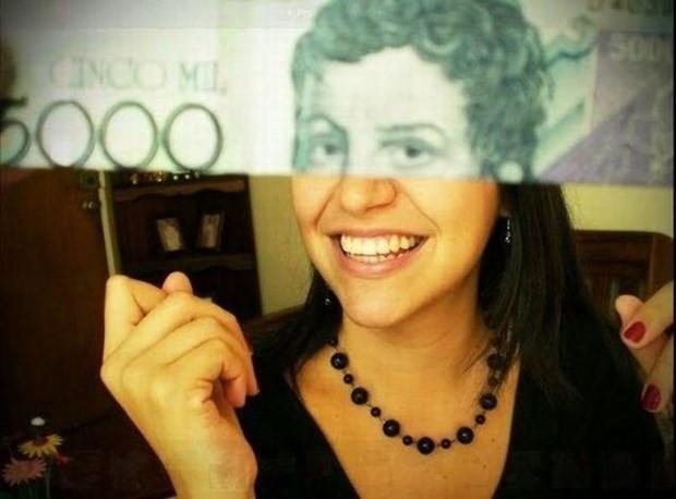 Sosyal medyada son günlerin çılgınlığı dolar ile poz - Page 3
