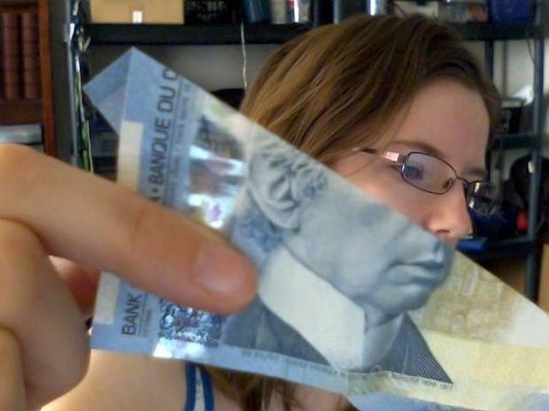 Sosyal medyada son günlerin çılgınlığı dolar ile poz - Page 4
