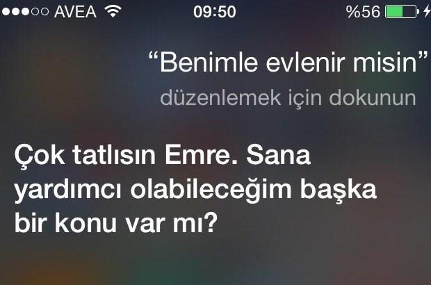 Sosyal medyada Türkçe Siri geyiği - Page 3