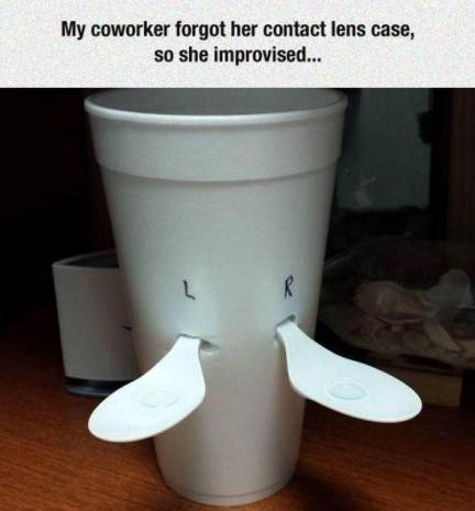 Sosyal medyada yayılan komik çözümler - Page 2