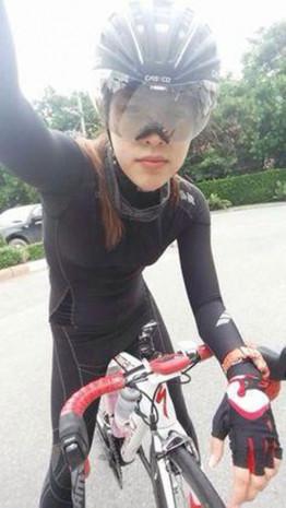 Sosyal medyada yeni trend 'bisikletli poz' - Page 4