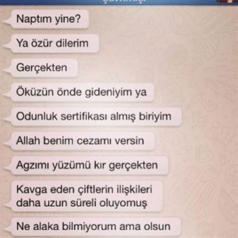 Sosyal medyayı kırıp geçiren türkçe mesajlar! - Page 4