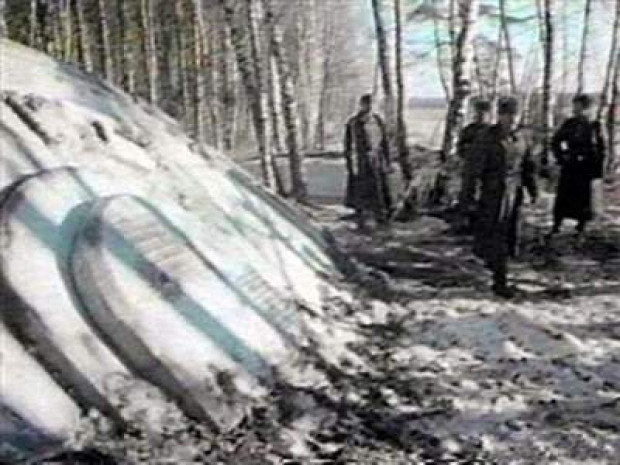 Sovyet gizli servisi KGB'nin sakladığı Ufo görüntüleri - Page 1