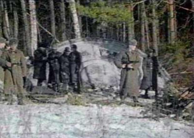 Sovyet gizli servisi KGB'nin sakladığı Ufo görüntüleri - Page 2