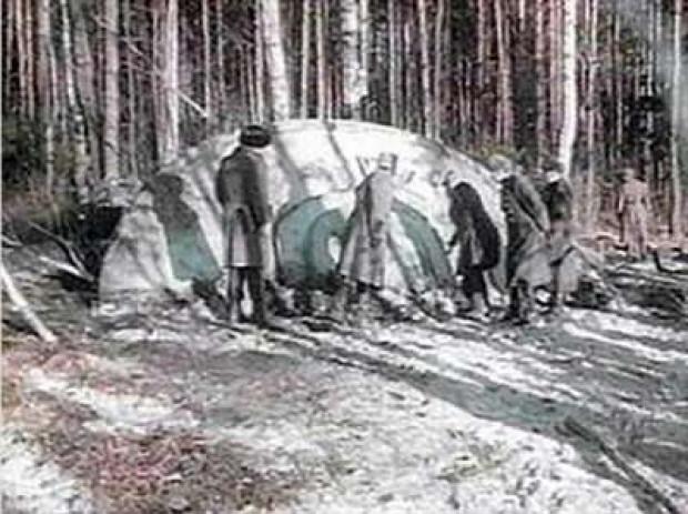 Sovyet gizli servisi KGB'nin sakladığı Ufo görüntüleri - Page 4