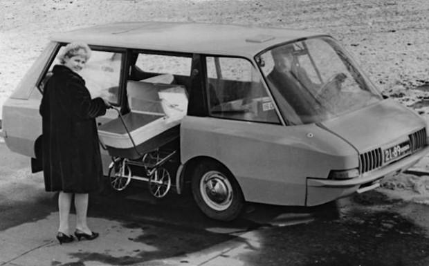 Sovyetler Birliği döneminden tuhaf araçlar - Page 1