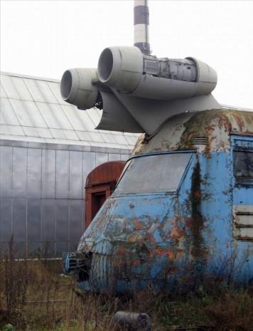 Sovyetler'in gizli projeleri - Page 1