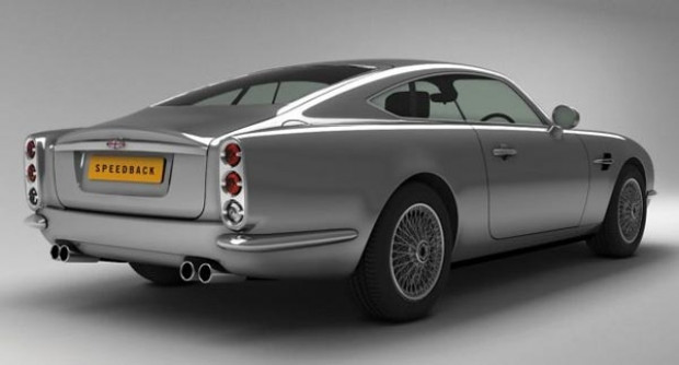 Speedback GT tanıtıldı - Page 1