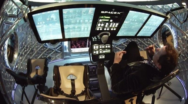 Spor otomobil gibi insanlı uzay mekiği - Page 2