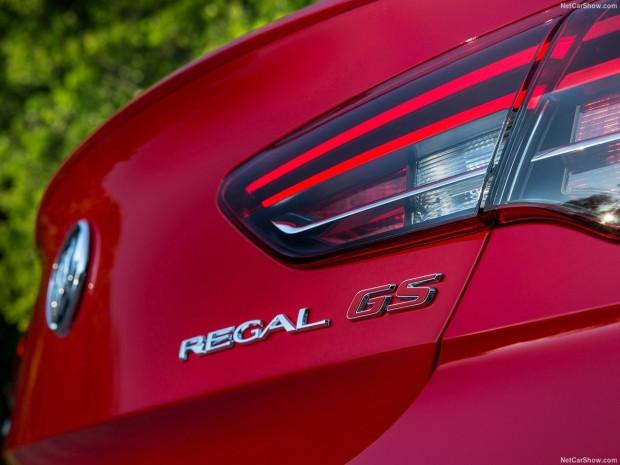 Sportif tasarımın modernize edilmiş hali Buick Regal GS  2018 - Page 2