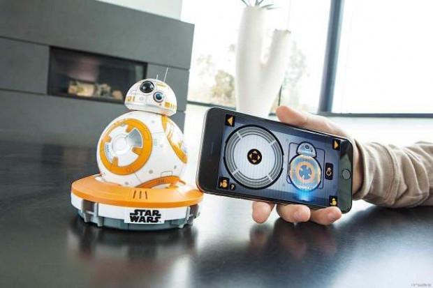 Star Wars BB-8 Droid robot ile eğlenceli vakitler geçirebilirsiniz - Page 1