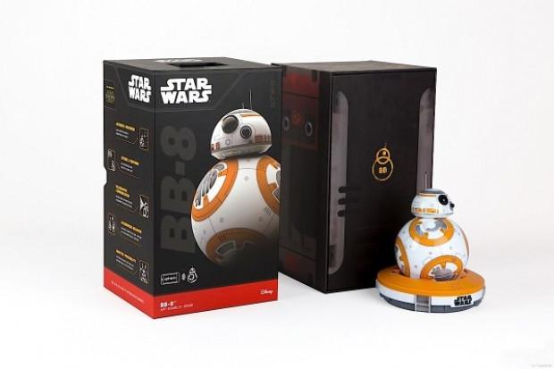 Star Wars BB-8 Droid robot ile eğlenceli vakitler geçirebilirsiniz - Page 3
