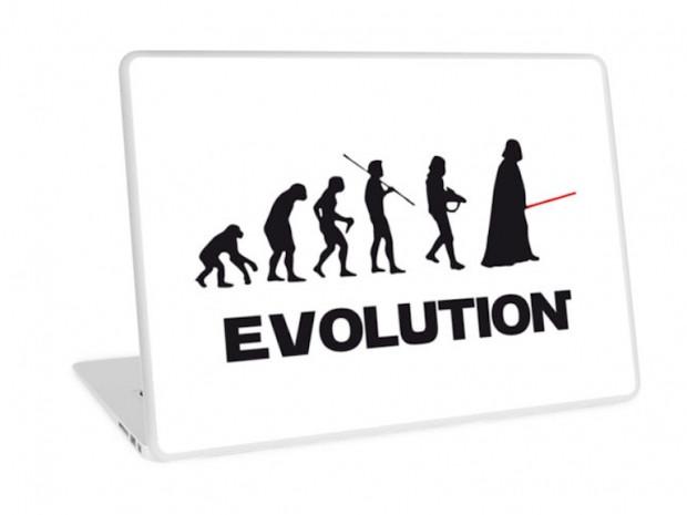 Star Wars temalı en iyi 25 laptop stickerları - Page 4