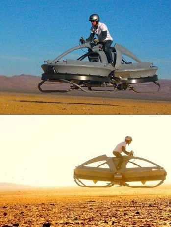 Star Wars'taki araçlar 2017 de yollarda olacak! - Page 4